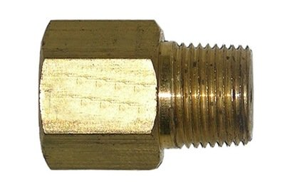 48-130            1/4 Inch Female Pipe Thread X 1/4 Inch Male Pipe Thread #58 Orifice