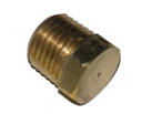 24-10                   1/4 Inch Brass Plug #56 Orifice
