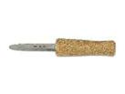 67-20               Oyster Knife- 3 Inch Wide Oak Handle