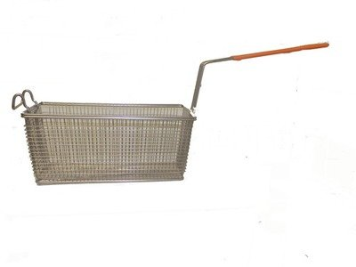 81-10                    Rectangular Fry Basket