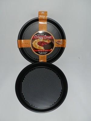67-405                              Non-Stick Crispy Pastry Pie Pan