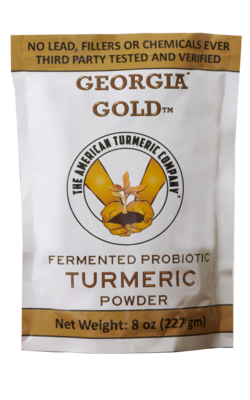 Fermented Lead-Free Turmeric Powder - Easier to Absorb - Now with Discounts - USDA Organically Certified - SAVE BIG!