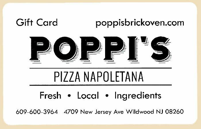 Poppi's Gift Card