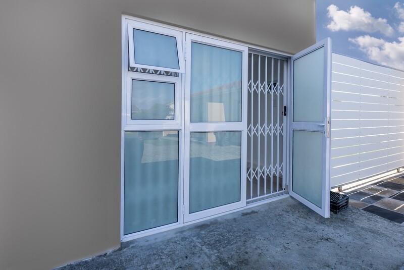 Alsecure sliding security gate 2200mm x 2100mm