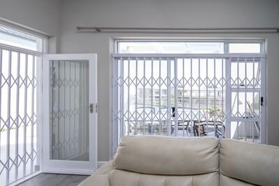 Alsecure sliding security gate 3000mm x 2100mm