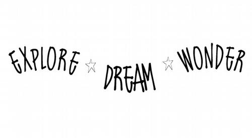BC150 Explore Dream Wonder