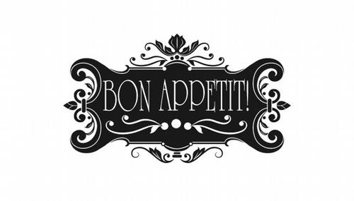 KW116 Bon Appetit!