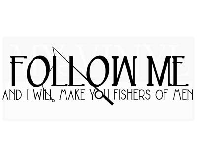 C029 Follow me and I will make you fishers of men