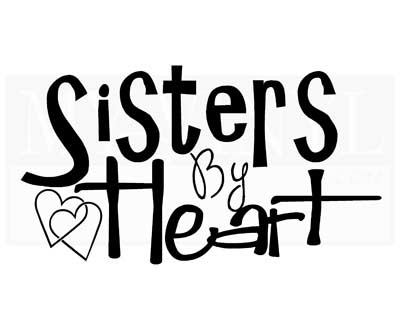 FR002 Sisters by Heart