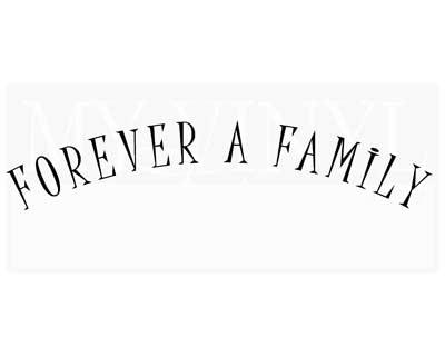 FA023 Forever a Family