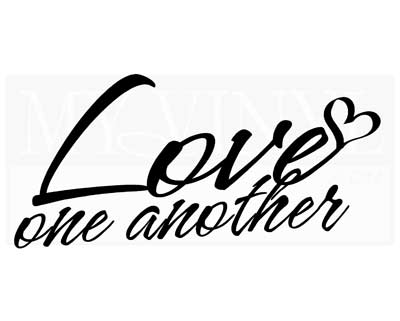 LO024 Love one another