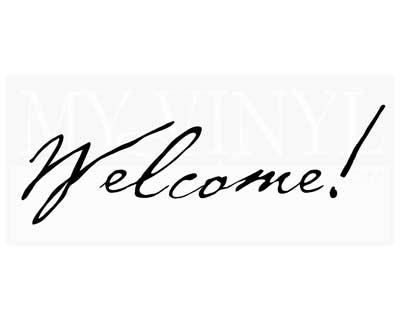 EN015 Welcome!