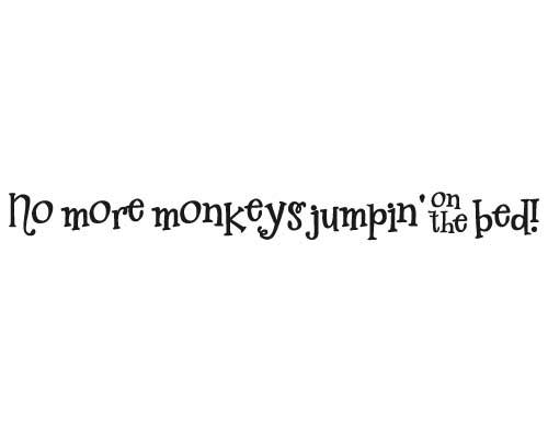 KW134 No more monkeys
