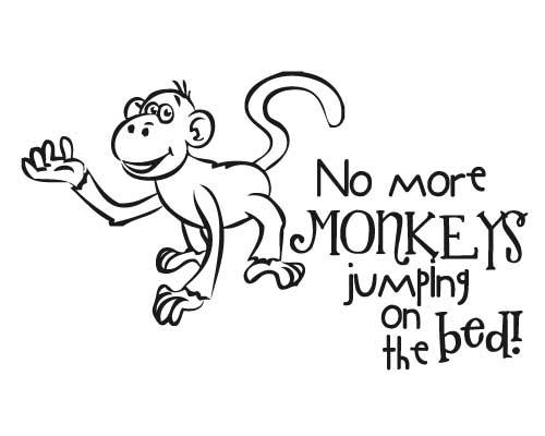 BC001 No more monkeys jumping