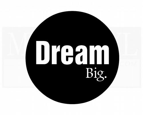 IN022 Dream Big