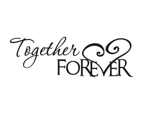 KW102 Together forever