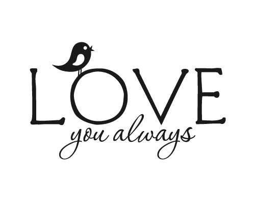 KW104 Love you always