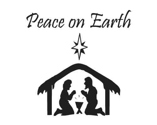 BC163 Peace on Earth