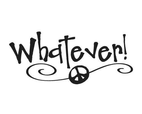 KW173 Whatever!