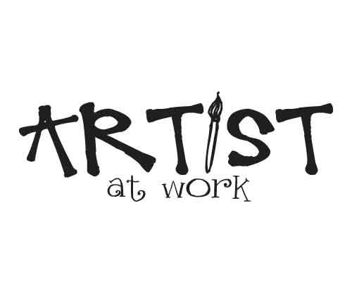 KW171 Artist at work