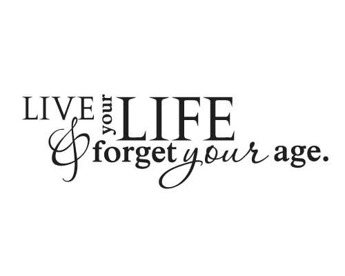 KW207 Live your life