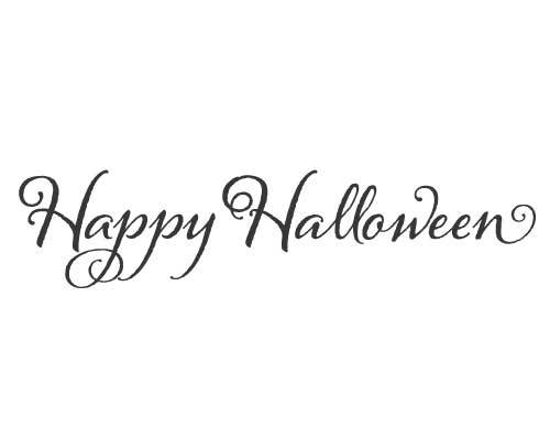 FB001 Happy Halloween