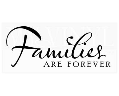 FA002 Families Are Forever