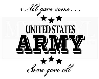 PA004 All gave some... Army