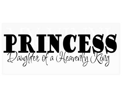 CT026 Princess Daughter of a Heavenly King