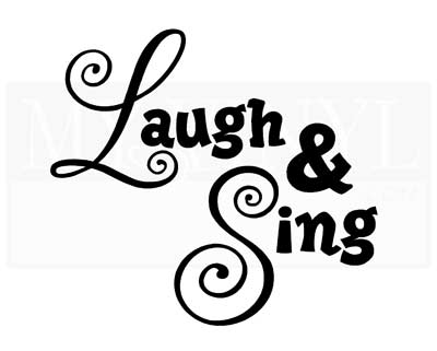 HJ003 Laugh and Sing