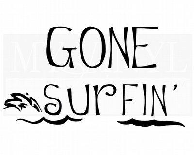 NA001 Gone surfin'