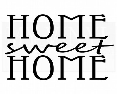 H018 Home sweet Home