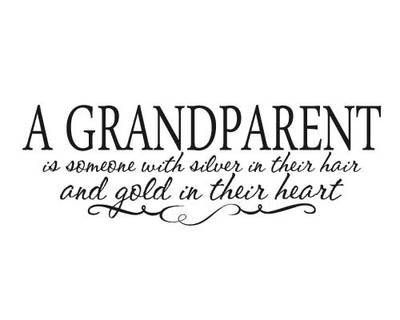 KW175 A Grandparent