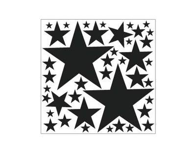 EM111 Star Sheet vinyl graphics
