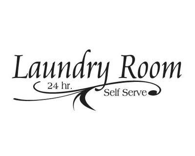 BC169 Laundry Room 24 hr. self serve