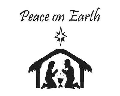 BC163 Peace on Earth