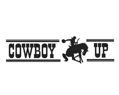BC115 Cowboy up