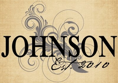 MO200 Johnson Monogram