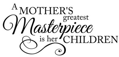 FB018 A Mothers Greatest Masterpiece