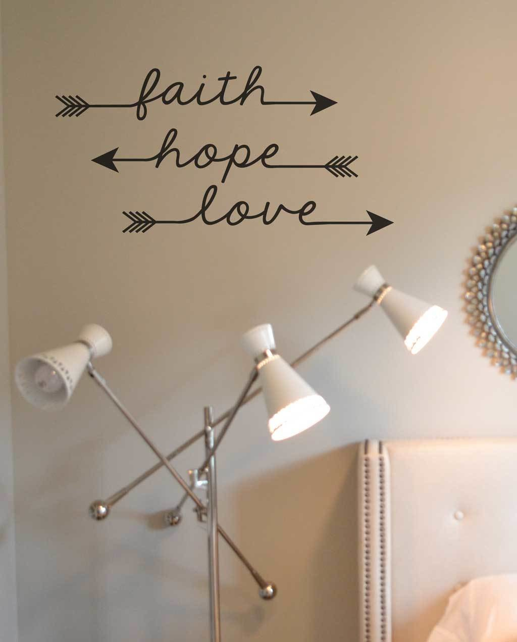 TW195 Faith Hope Love