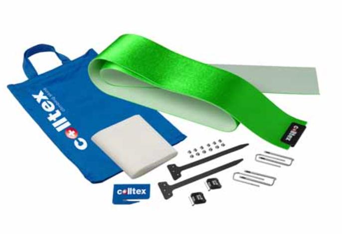 Colltex Camlock Whizzz Ski Climbing Skins With 70 Plus Bale