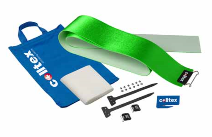 Colltex Camlock Whizzz Ski Climbing Skins With NR41Bale