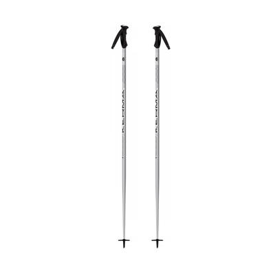 Kerma Vector Ski Poles/Silver