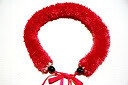 """YARN """"FOREVER"""" LEI IN 10 COLORS"""