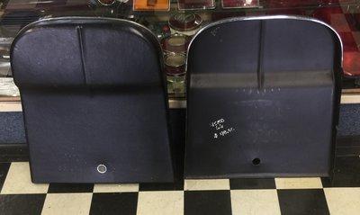 1965-1966 C2 Seat Backs
