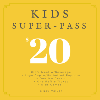 Festival - Kids Super Pass