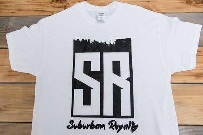 Suburban Royalty - B/W