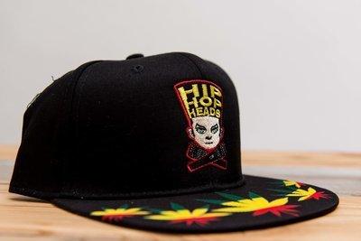 Hip Hop Heads 420 Snapback