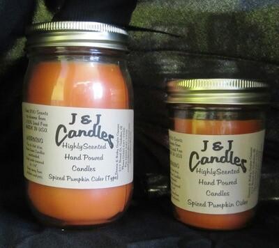 Spiced Pumpkin Cider (type)