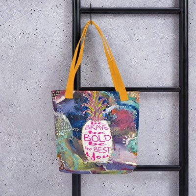 The Best You Premium All-Over-Print Bag